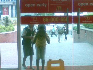 McDonald's India aspirational and exciting?