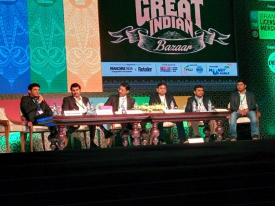 Retail India and Etail India conference - Manesar - 2015-04-17